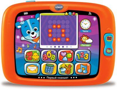 Развивающая игрушка Vtech  Первый планшет , артикул:10129495 - Интерактивные игрушки