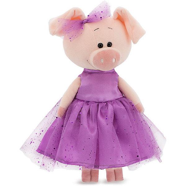 Купить Мягкая игрушка Orange Свинка Маринка, 20 см, Китай, розовый, Унисекс