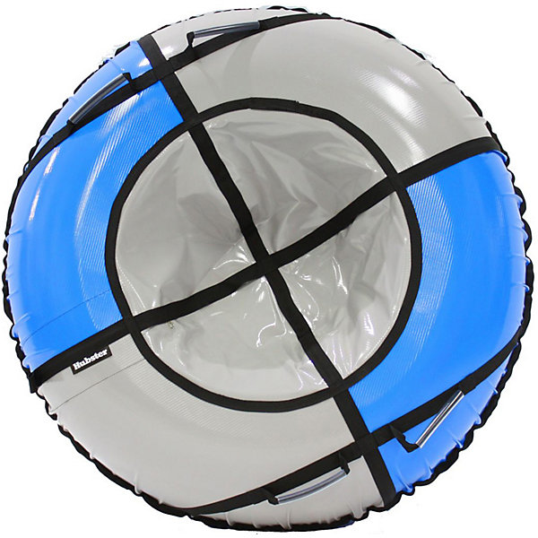 Hubster Тюбинг Hubster Sport Pro, синий-серый, 105 см цена