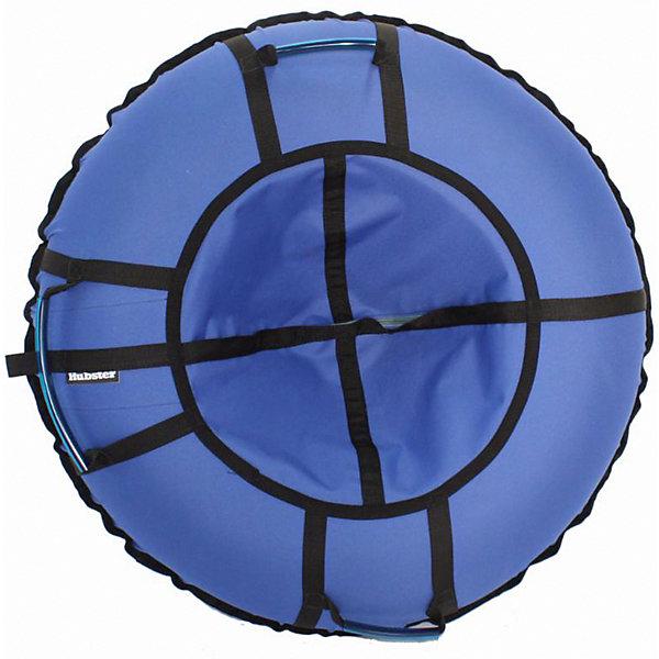 Купить Тюбинг Hubster Хайп, , 90 см, синий, Россия, Мужской