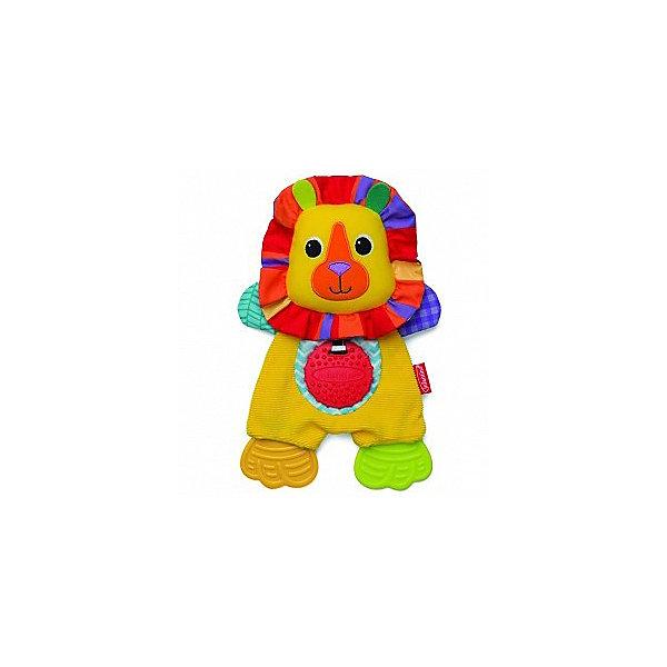 Infantino BKids Игрушка-прорезываетль Infantino Милый львёнок infantino bkids интерактивная игрушка bkids щенок