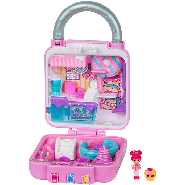 Купить Замочек с секретом Shopkins Lil' Secrets Магазин пончиков, Moose, Китай, розовый, Женский