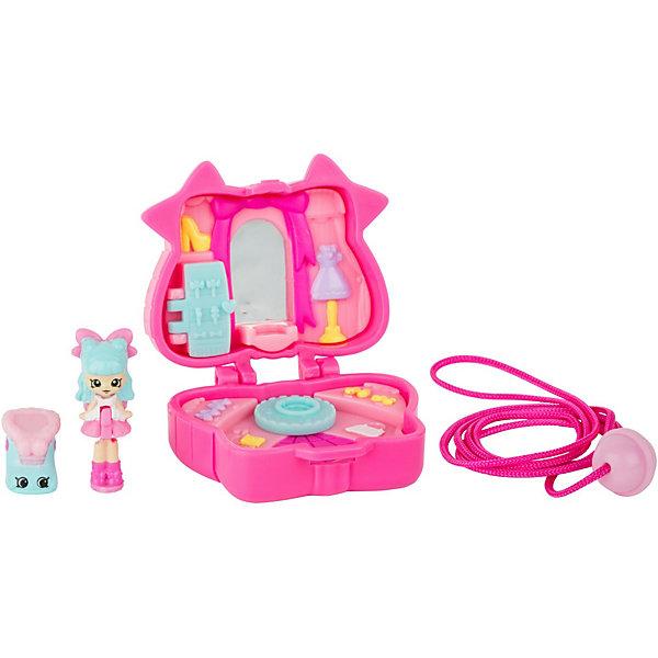 Купить Мини-замочек Moose Shopkins Lil' Secrets Магазин модной одежды, Китай, розовый, Женский