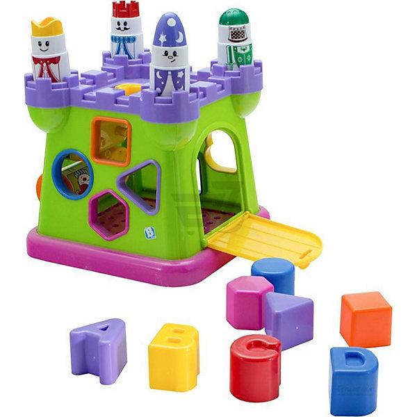 Купить Сортер Bkids Замок приключений , Infantino BKids, Китай, разноцветный, Унисекс