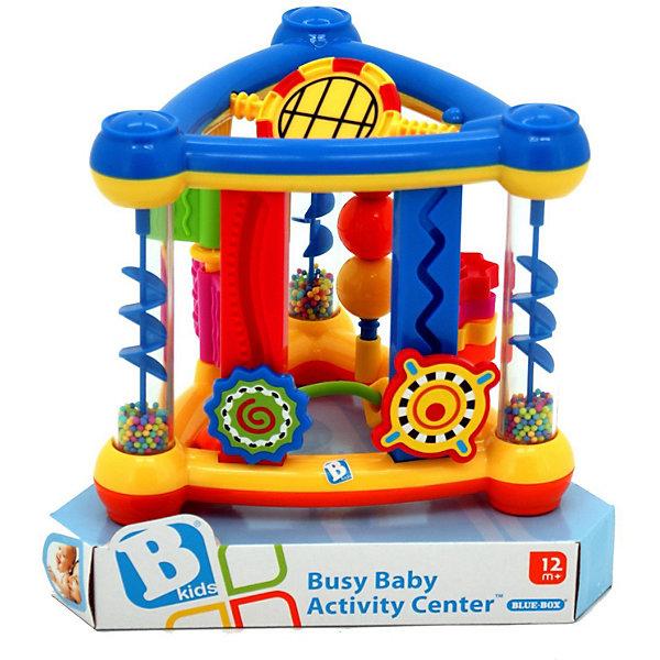 Купить Развивающий центр Bkids Занятой малыш , Infantino BKids, Китай, разноцветный, Унисекс