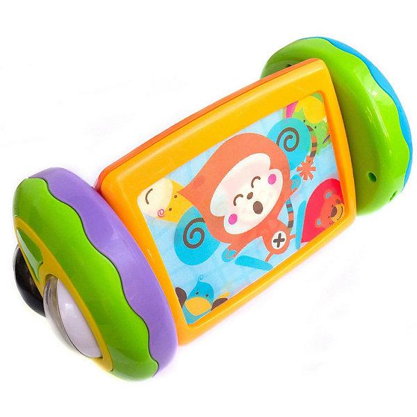 Infantino BKids Развивающая игрушка Bkids Ролик Биби bkids развивающая игрушка sensory черепашка