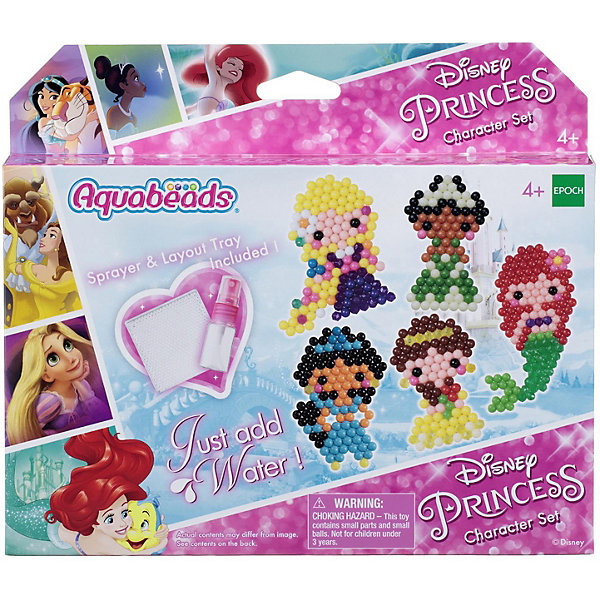 Epoch Traumwiesen Набор для творчества Aquabeads Disney Princess