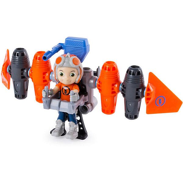 Spin Master Большой строительный набор Расти-механик Расти и реактивный ранец