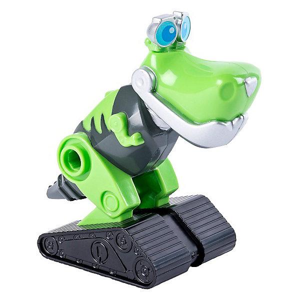 Spin Master Машинка героя Spin Master Rusty Rivets, Ботозавр Рекс игрушка spin master paw patrol мини машинка спасателя с фигуркой героя 16721