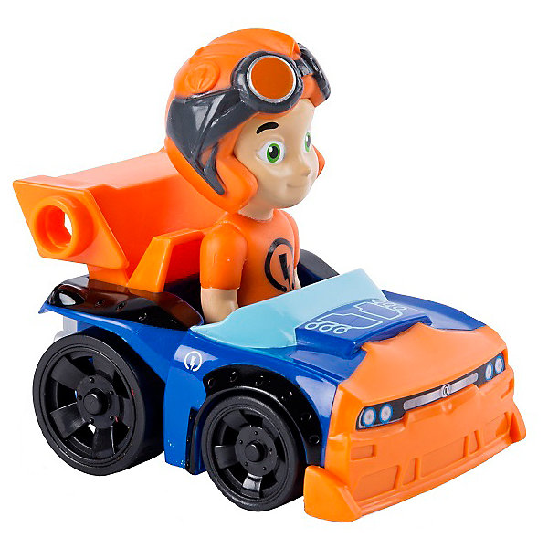 Spin Master Машинка героя Spin Master Rusty Rivets, Расти на машинке spin master машинка героя spin master rusty rivets расти на машинке
