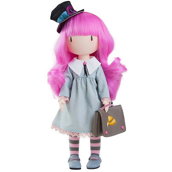 Paola Reina Кукла Paola Reina Горджусс Мечтательница, 32 см paola reina кукла вики 47 см paola reina