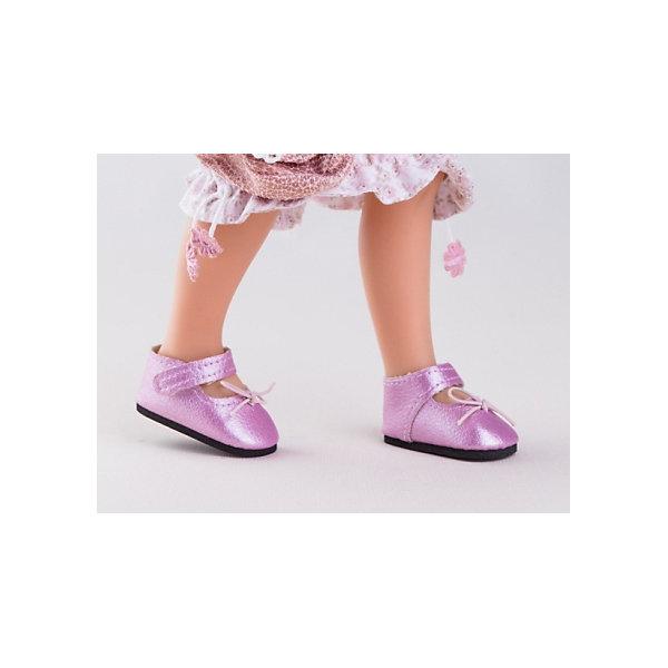 Купить Обувь для куклы Paola Reina Розовые туфли, для кукол 32 см, Испания, Женский