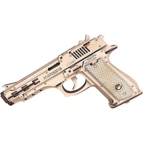 Lemmo Пистолет-резинкострел с мишенями