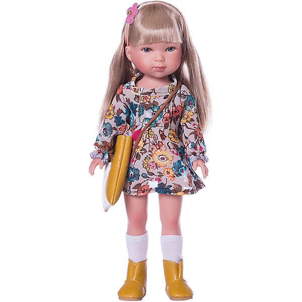 Vestida de Azul Кукла Vestida de Azul Весна Гламур Карлотта блондинка с челкой, 28 см vestida de azul кукла карлотта блондинка с челкой нюд
