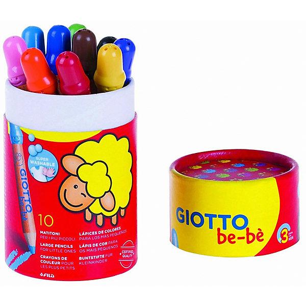 Набор цветных карандашей Giotto be-be