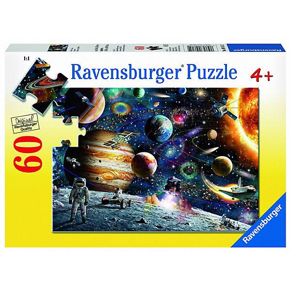 Ravensburger Пазл Ravensburger Октрытый космос, 60 элементов пазл ravensburger сейшелы 1500 элементов