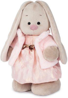 Мягкая игрушка Budi Basa Зайка Ми клубника со сливками, 32 см, артикул:10200545 - Мягкие игрушки