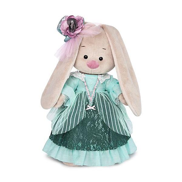 Budi Basa Мягкая игрушка Зайка Ми барышня в персидском зеленом, 25 см