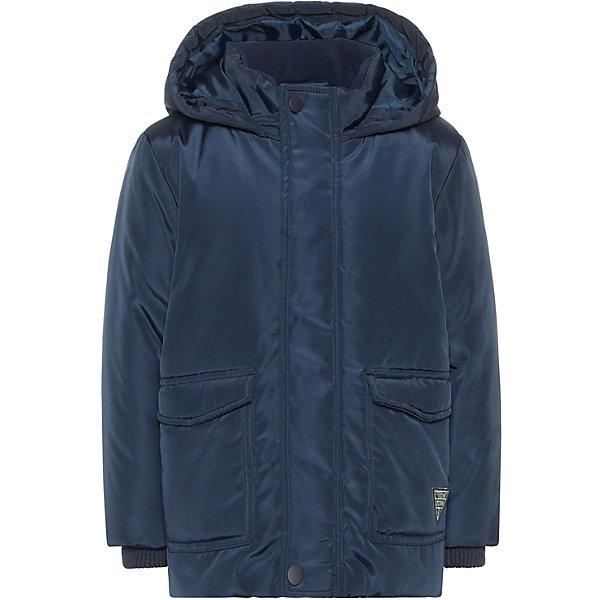 Купить Утепленная куртка Name It, Китай, голубой, 92, 80, 98, 86, Мужской