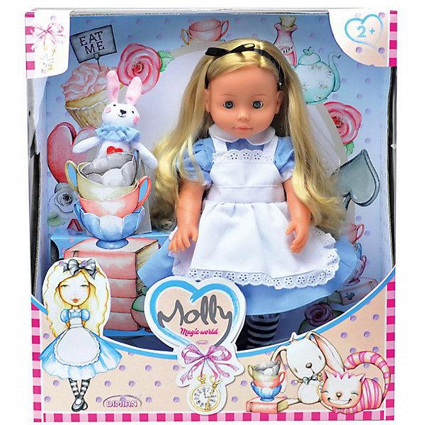 Купить Интерактивная кукла Dimian Bambina Bebe Molly Magic World, 40 см, Китай, Женский