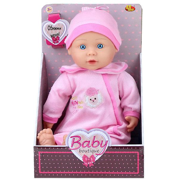 ABtoys Кукла Baby boutique, 40 см