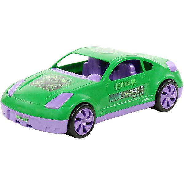 Polesie Автомобиль Marvel Мстители. Халк, зеленый