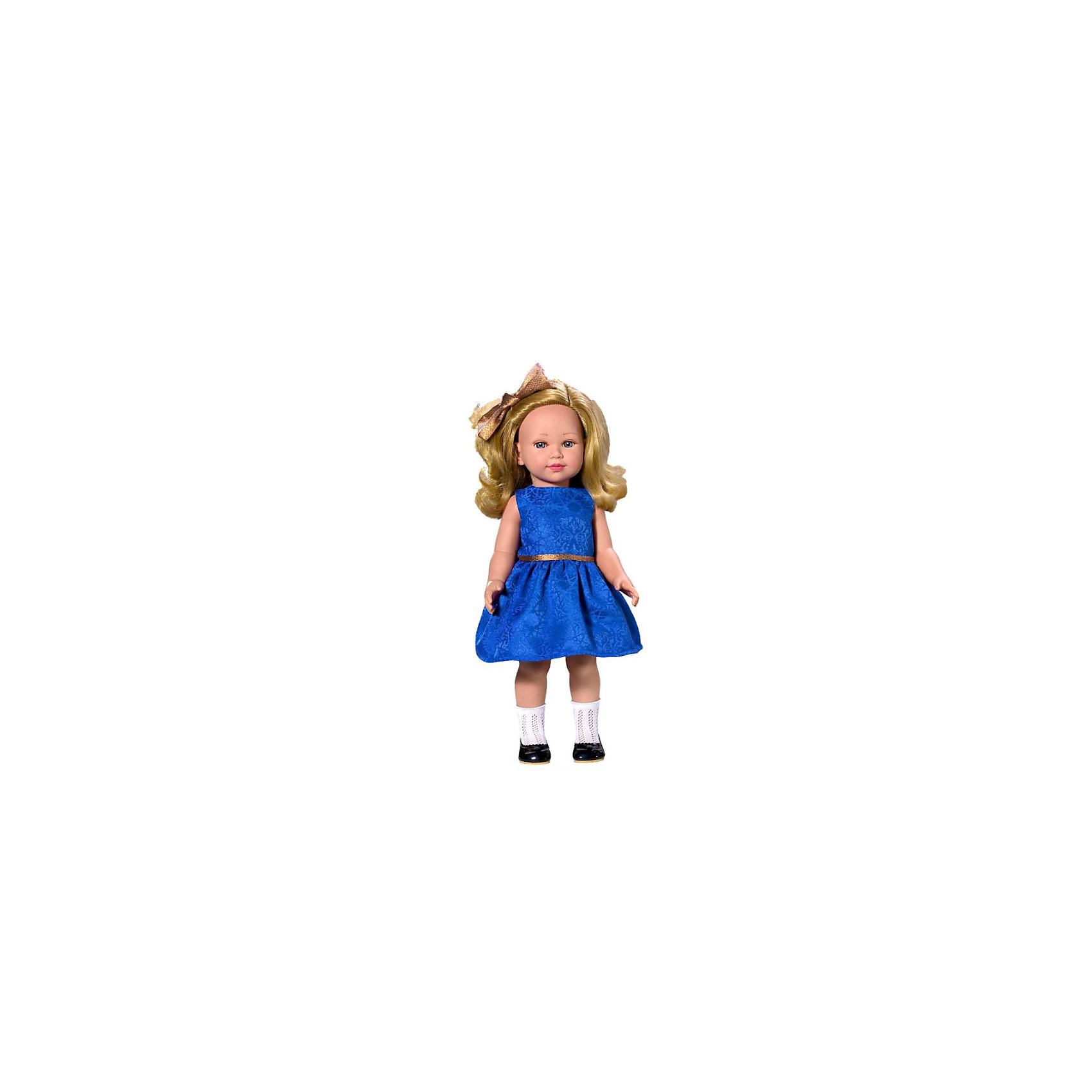 Кукла Корал, блондинка в праздничном наряде, Vestida de Azul