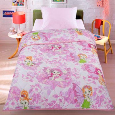 Одеяло-покрывало Letto для детской кроватки, артикул:10217791 - Детский текстиль