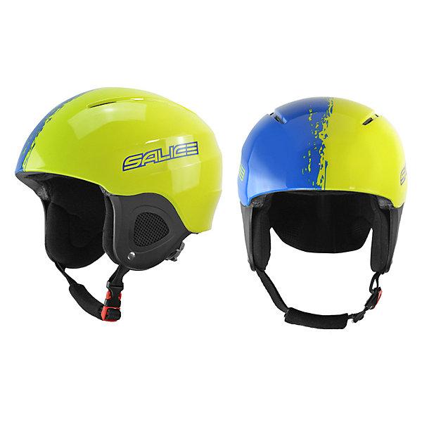Salice Зимний шлем KID blue