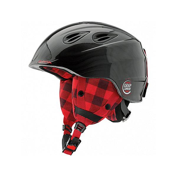 Alpina Зимний шлем GRAP 2.0 JR black-lumberjack