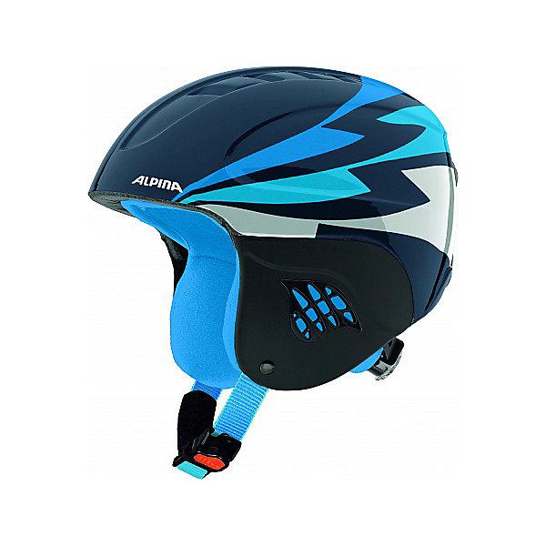 Alpina Зимний шлем Alpina CARAT nightblue цена