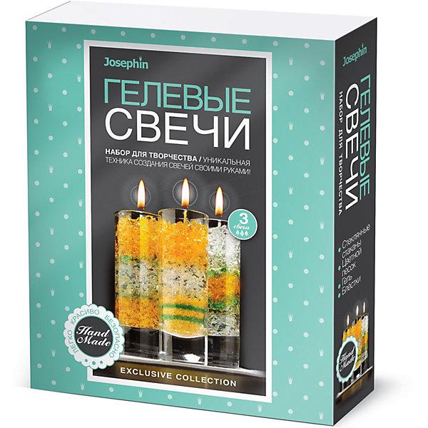 Josephine Набор для создания гелевый свечей Josephin, набор № 5