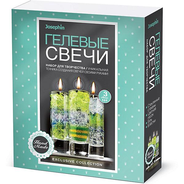 Купить Набор для создания гелевых свечей Josephin, набор № 2, Josephine, Россия, разноцветный, Унисекс