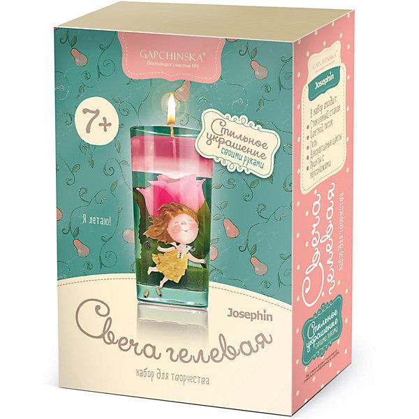 Купить Набор для создания гелевых свечей Josephin с цветами Я летаю! , Josephine, Россия, разноцветный, Женский