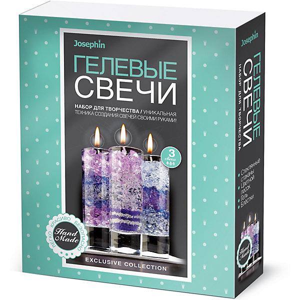 Купить Набор для создания гелевых свечей Josephin, набор № 3, Josephine, Россия, разноцветный, Унисекс
