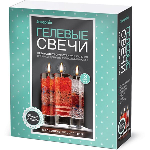 Купить Набор для создания гелевых свечей Josephin, набор № 4, Josephine, Россия, разноцветный, Унисекс