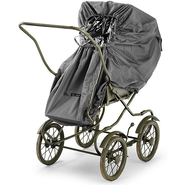 Elodie Details Дождевик для коляски Elodie Details Golden Grey бампер для коляски elodie details black