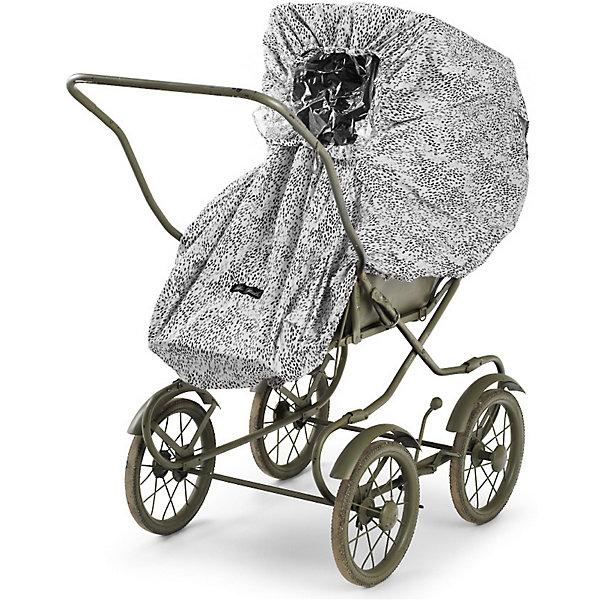Elodie Details Дождевик для коляски Elodie Details Dots of Fauna бампер для коляски elodie details black