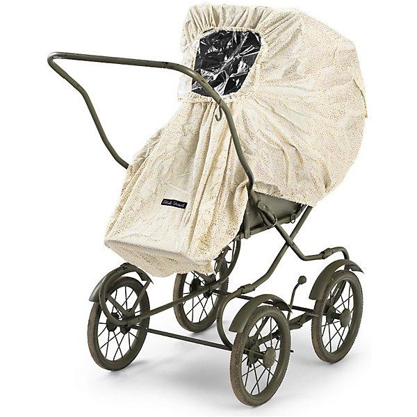 Elodie Details Дождевик для коляски Elodie DetailsGold Shimmer elodie details москитная сетка для коляски zebra sunshine