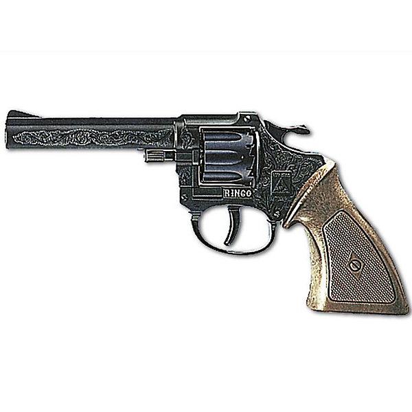 Sohni-Wicke Пистолет Ringo, 8-зарядный, Sohni-Wicke игрушечное оружие gonher игрушка розовый пистолет 180 2f