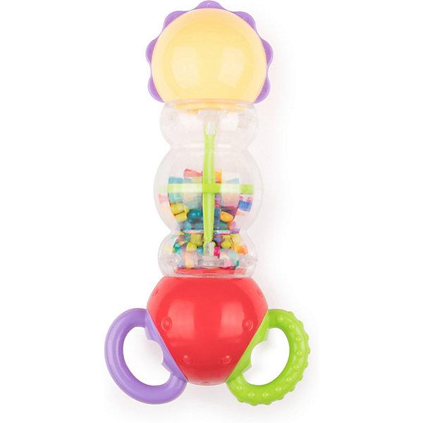 Happy Baby Развивающая игрушка-погремушка Happy Baby RATCHET happy baby 330058 игрушка погремушка keys of fun