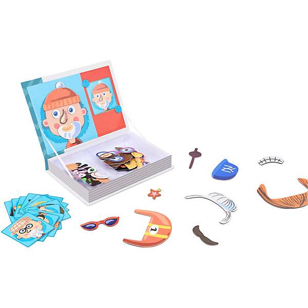 Happy Baby Магнитный пазл Happy Baby IQ-BOOK набор для кормления детей happy baby anti colic baby bottle 10009 lime