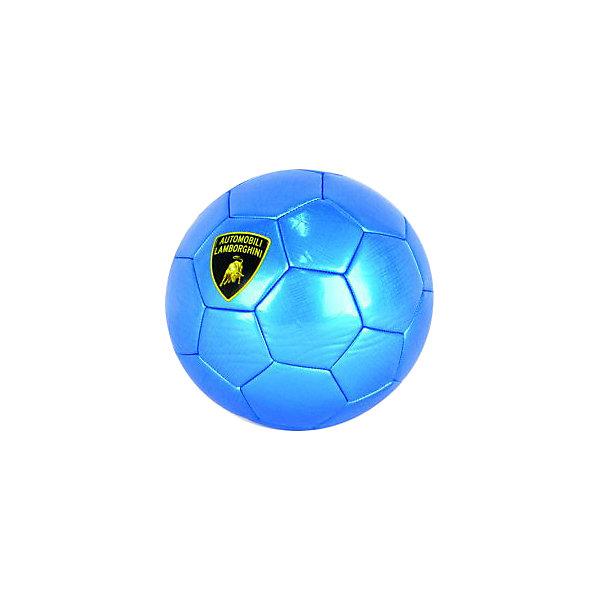 Lamborghini Футбольный мяч Lamborghini 22 см, футбольный тренажер exit 124x124 см