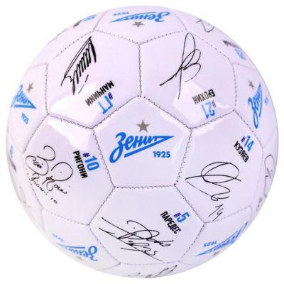 Зенит Футбольный мяч Зенит размер 2,