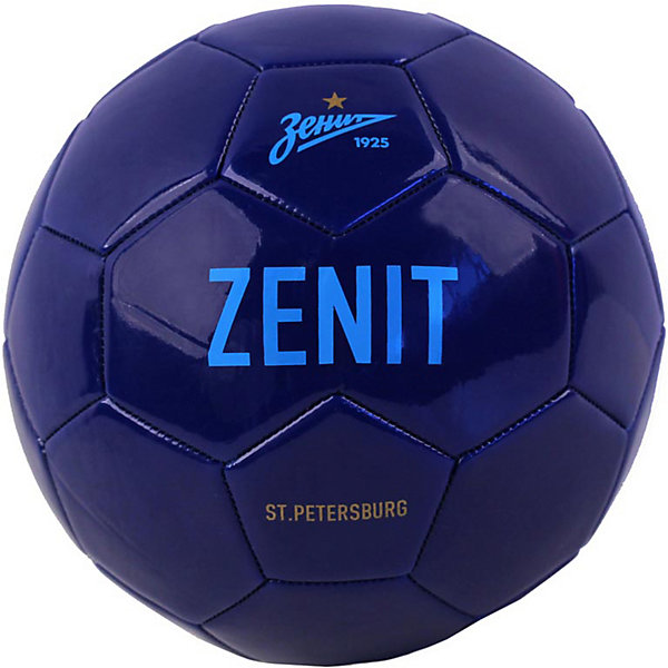 - Мяч футбольный Зенит размер 5, мяч indigo 5 scorpion