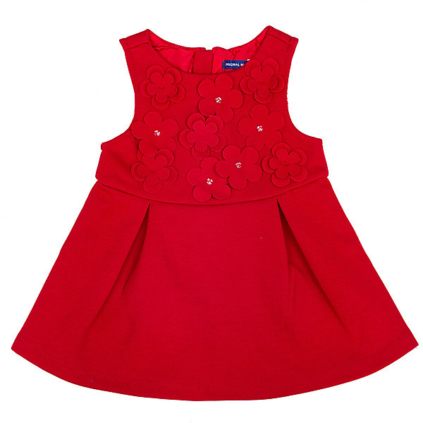 Купить Платье Original Marines для девочки, Китай, красный, 80, 74, 68, 62, 86, Женский