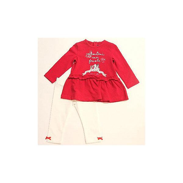 Original Marines Комплект:платье,леггинсы для девочки