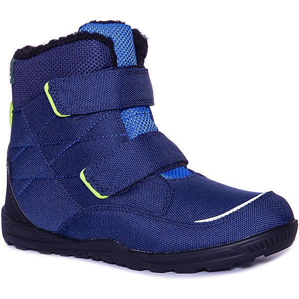 Купить Утепленные ботинки Kamik QUINN3GTX, Китай, синий деним, 28, 33, 31, 39, 34, 38, 35, 37, 30, 32, 29, 36, Мужской