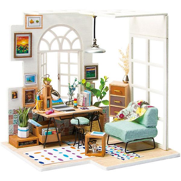 Diy House Сборная модель-румбокс Diy House Сохо тайм jenny beads 500 diy 10 diy acrylic beads 040