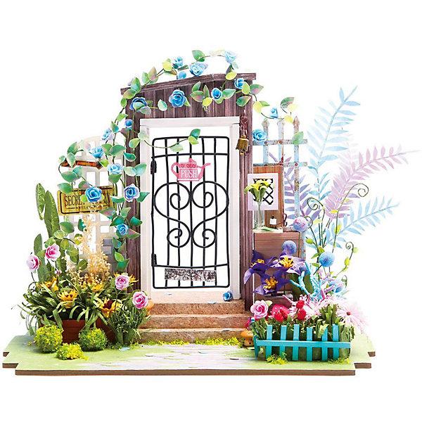 Diy House Сборная модель-румбокс Diy House Цветочный сад diy house сборная модель румбокс diy house книжная лавка